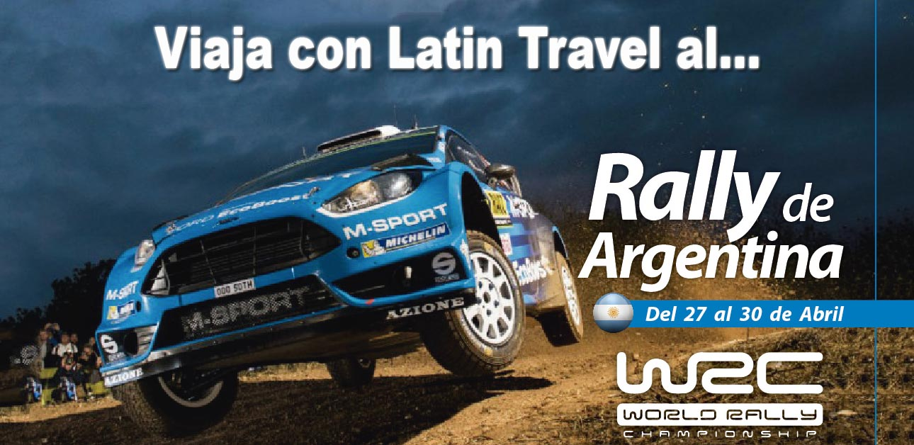 Rally 2017 Argentina WRC